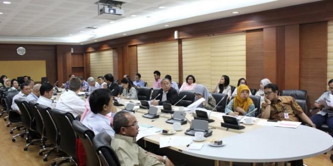 Risalah Rapat Tim Pelaksana EITI Indonesia 28 Januari 2014