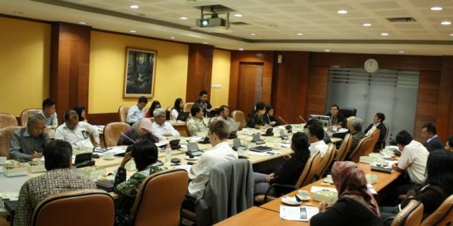 Risalah Rapat Tim Pelaksana EITI Indonesia 27 Februari 2014