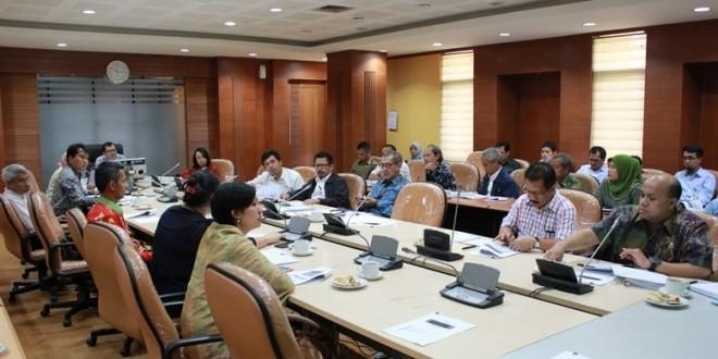 Risalah Rapat Tim Pelaksana EITI Indonesia 21 April 2014