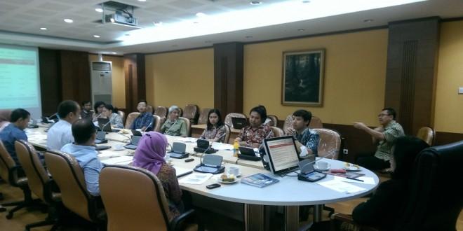 Risalah Rapat Teknis Persiapan Publikasi Laporan Kedua 30 Mei 2014