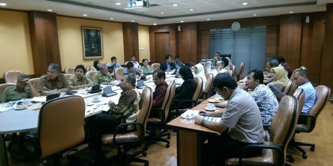 Risalah Rapat Tim Pelaksana EITI Indonesia 11 Juni 2014