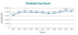 Produksi Gas Bumi