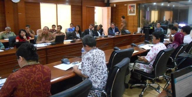 Risalah Rapat Tim Pelaksana EITI Indonesia 12 Juni 2015