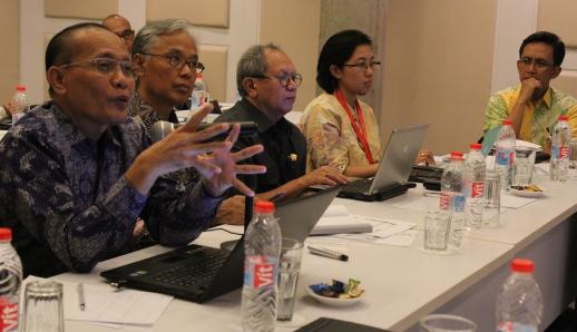 FGD Transparansi dan Ketahanan Nasional, Jakarta,  25 Agustus 2015
