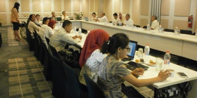 FGD Usulan Scoping Study untuk Penyusunan Pelaporan EITI Indonesia  Tahun 2014, Jakarta, 26 Oktober 2015