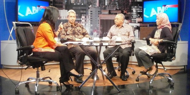 "TV Talkshow-""Transparency and the Role of Extractive Industries for Country Economy and Society"""