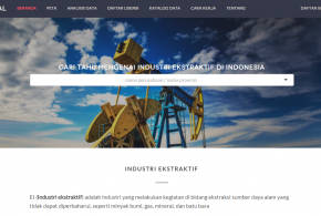 Indonesia Extractive Industries Data Portal