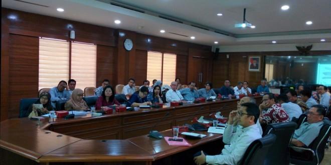 Risalah Rapat Tim Pelaksana EITI, 5 Januari 2017