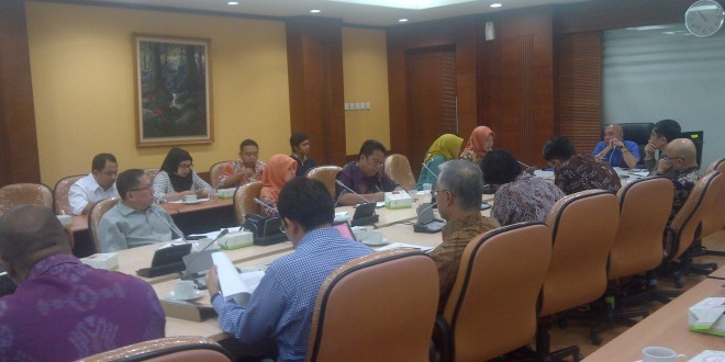 Coordination Meeting: Transparency of Mining Contract