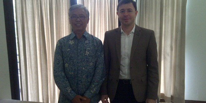 Azerbaijan Expects Support Indonesia in EITI