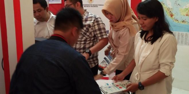 EITI Turut Serta Dalam Pameran Inovasi Pelayanan Publik