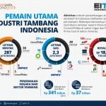6- Pemain Utama Industri Tambang Indonesia