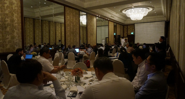 EITI Regional Training, Manila, Philippines