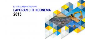 Laporan EITI Indonesia 2015