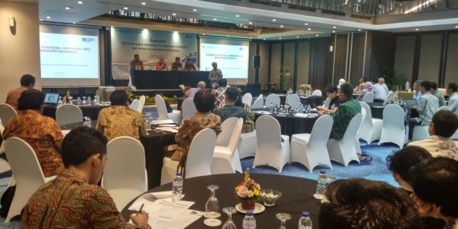 EITI Dissemination and Beneficial Report, Bali, August 10th 2018