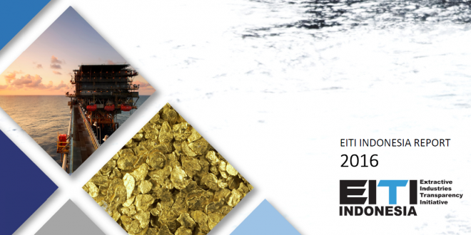 Publication of EITI Report 2016