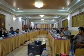 Meeting of EITI Work Plan