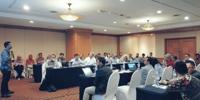 """FGD  """"Accelerating the Implementation of Beneficial Ownership Transparency in Indonesia"""""""""""