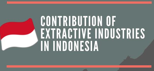 (Infografis) Kontribusi Industri Ekstraktif untuk Perekonomian